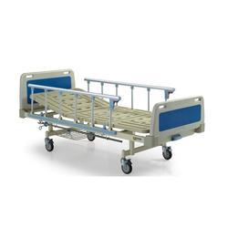 朗哥家具 病人护理床 手动护理床 厂家定制图片
