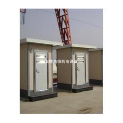 环保公厕多少钱,百色环保公厕,高恒机电移动厕所(查看)图片