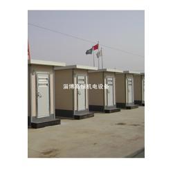 移动式公厕公司_高恒机电环保公厕_移动式公厕图片
