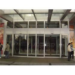 酒店感应门|国强铝塑门窗厂质量好|酒店感应门图片