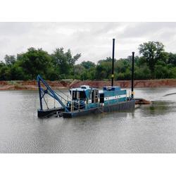 内河挖泥船、挖泥船、远华环保(图)图片