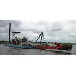 什么是挖泥船_挖泥船_远华环保图片