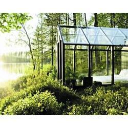 别墅玻璃房_泽布尼茨门窗制造_太原玻璃房图片