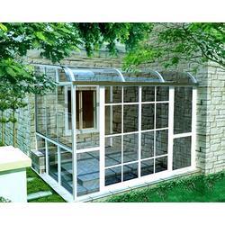 露台玻璃阳光房_泽布尼茨门窗制造_山西玻璃阳光房图片