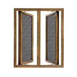 山西金刚网纱窗厂家 泽布尼茨门窗制造 山西金刚网纱窗
