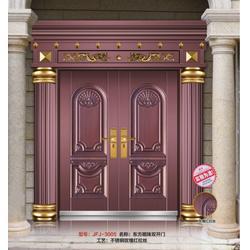 印花不锈钢门-不锈钢门-拥有家福郡 家家幸福(查看)图片
