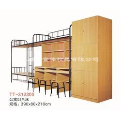 学校公寓床,童伟校具【现货】,大学公寓床图片