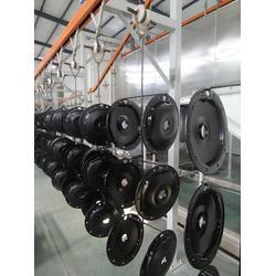 特固机械电泳设备、电泳生产线生产厂、南开电泳图片