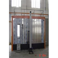 恩施喷塑设备-护栏喷塑设备-特固自动喷塑设备厂图片