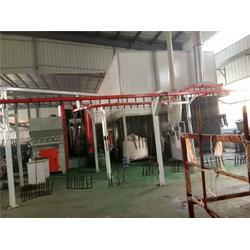 鹰潭喷涂设备-金属护栏喷涂设备-特固静电喷涂设备公司