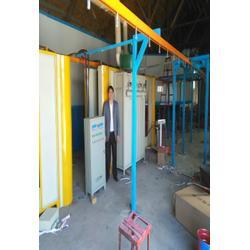 门窗型材喷塑涂装线_特固喷塑设备公司_赣州喷塑生产线图片