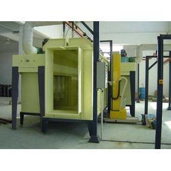 崇左喷粉设备-特固喷粉设备生产厂家-金属零件喷粉设备图片