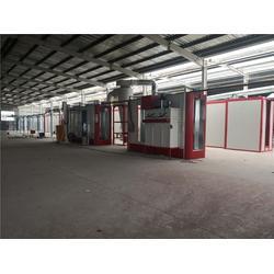 体育器材喷粉设备-佛坪喷粉设备-特固小型喷粉设备公司批发