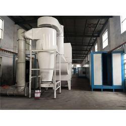 型材边角喷塑设备 特固静电喷塑设备公司 山东喷塑设备