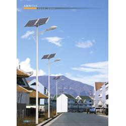 5米太阳能路灯-北京5米太阳能路灯-昱川照明图片