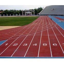 400米塑胶跑道维修|奥鑫双丰塑胶跑道施工|塑胶跑道维修图片