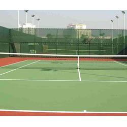 奥鑫双丰体育设施(图) 场馆网球场地施工公司 网球场地施工图片
