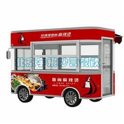 宇飞妙言餐饮 小吃车加盟图片