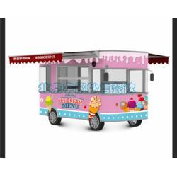 小吃车-宇飞妙言餐饮-一品多功能小吃车图片