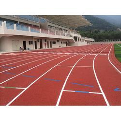 橡胶跑道-德飞体育设施工程有限公司-毕节橡胶跑道图片