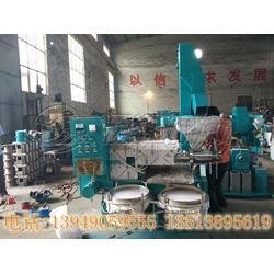 130型螺旋榨油机冷榨机-螺旋榨油机-源通机械(查看)图片