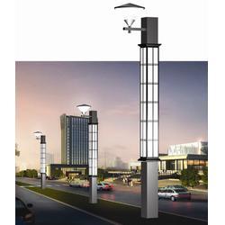 品牌太阳能庭院灯 庭院灯 众越光电 路灯图片