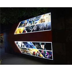 大型灯箱制作公司、同城速印公司、大型灯箱图片