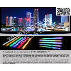 led楼体亮化厂家|太原同城广告(在线咨询)|晋中楼体亮化图片