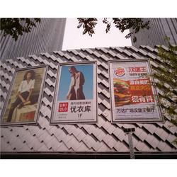 太原灯箱哪里做-太原灯箱-太原同城速印楼顶大字图片