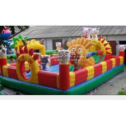 暑假休闲娱乐充气滑梯大量现货,充气玩具游乐设备生产厂家图片
