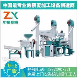 新款优质藜麦加工机械成套设备 藜麦去皂苷机 藜麦去石去杂机厂家图片