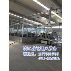 镇江盛达通风设备厂 大型通风管道 淮北通风管道