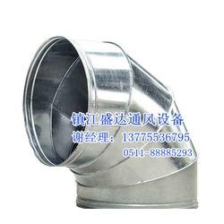 白铁通风管道-通风管道-镇江盛达通风设备厂(查看)图片