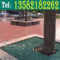 厂家直销黑色方形树池篦子图片