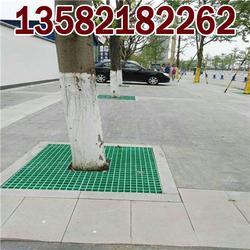 绿色护树格栅板经销商图片
