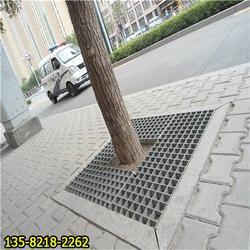 灰色护树网格板报价,绿色篦子板材质