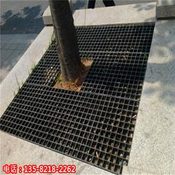 成品树池盖板承重,定做道路建设护树网格板图片