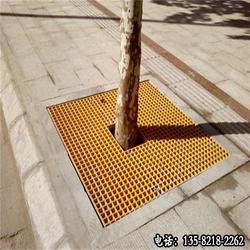 厂家直销园林护树板,耐腐蚀树坑篦子材质图片