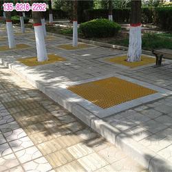 树盖板库存,专业生产黄色街道篦子图片