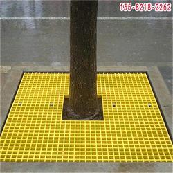 树脂树池格栅生产厂家,黑色马路树篦子图片