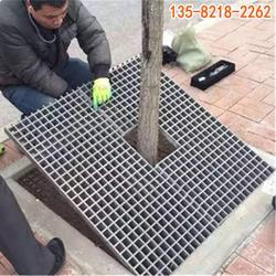 供应玻璃钢格栅树篦子板,专业生产树池格栅图片