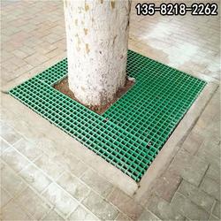 玻璃钢格栅护树板供货商,树篦子格子板报价图片