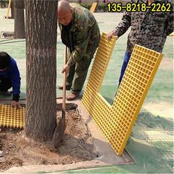 树脂护树板安装,龙海耐腐蚀树脂护树板图片