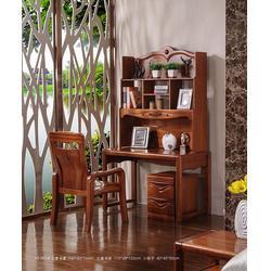 书房家具书桌_天霸家具(在线咨询)_延安书房家具图片