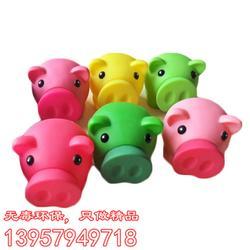 订做PVC存钱罐厂家、库萌玩具(在线咨询)、PVC存钱罐图片