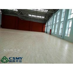 篮球馆安装运动木地板就选畅森好图片