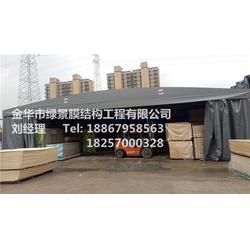 大型推拉篷厂家,绿景膜结构工程有限公司(在线咨询),推拉篷