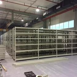 重庆江津货架厂家、横梁货架厂家、轻型货架厂家图片