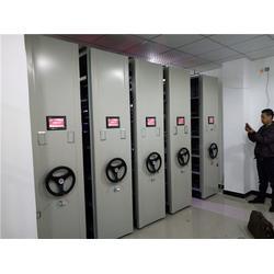 忠县档案密集架、永昌办公(在线咨询)、手动档案密集架图片