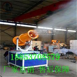 防尘降霾专用神器远程除尘雾炮机 高射程雾炮喷雾机 目前厂价销售中图片